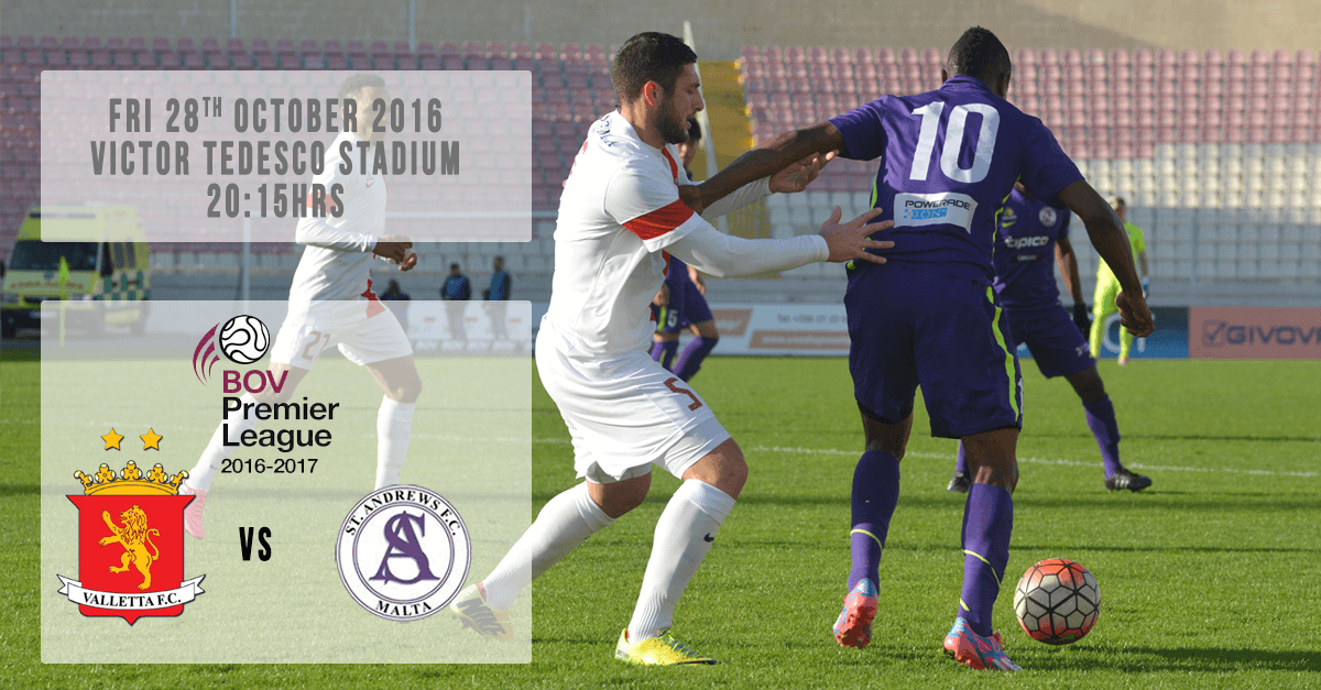Preview - Valletta vs St Andrews