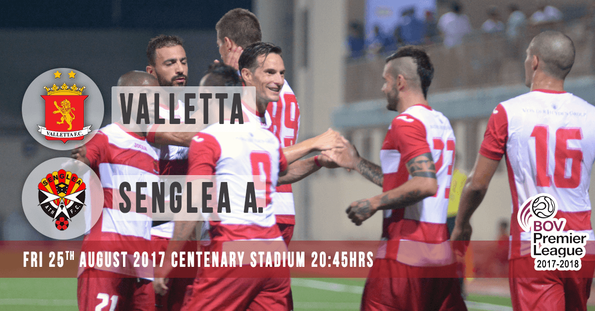 Preview Valletta vs Sengela A.