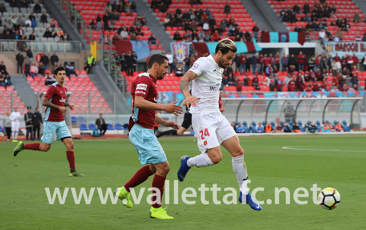 Valletta and Balzan driven by ambition in final showdown
