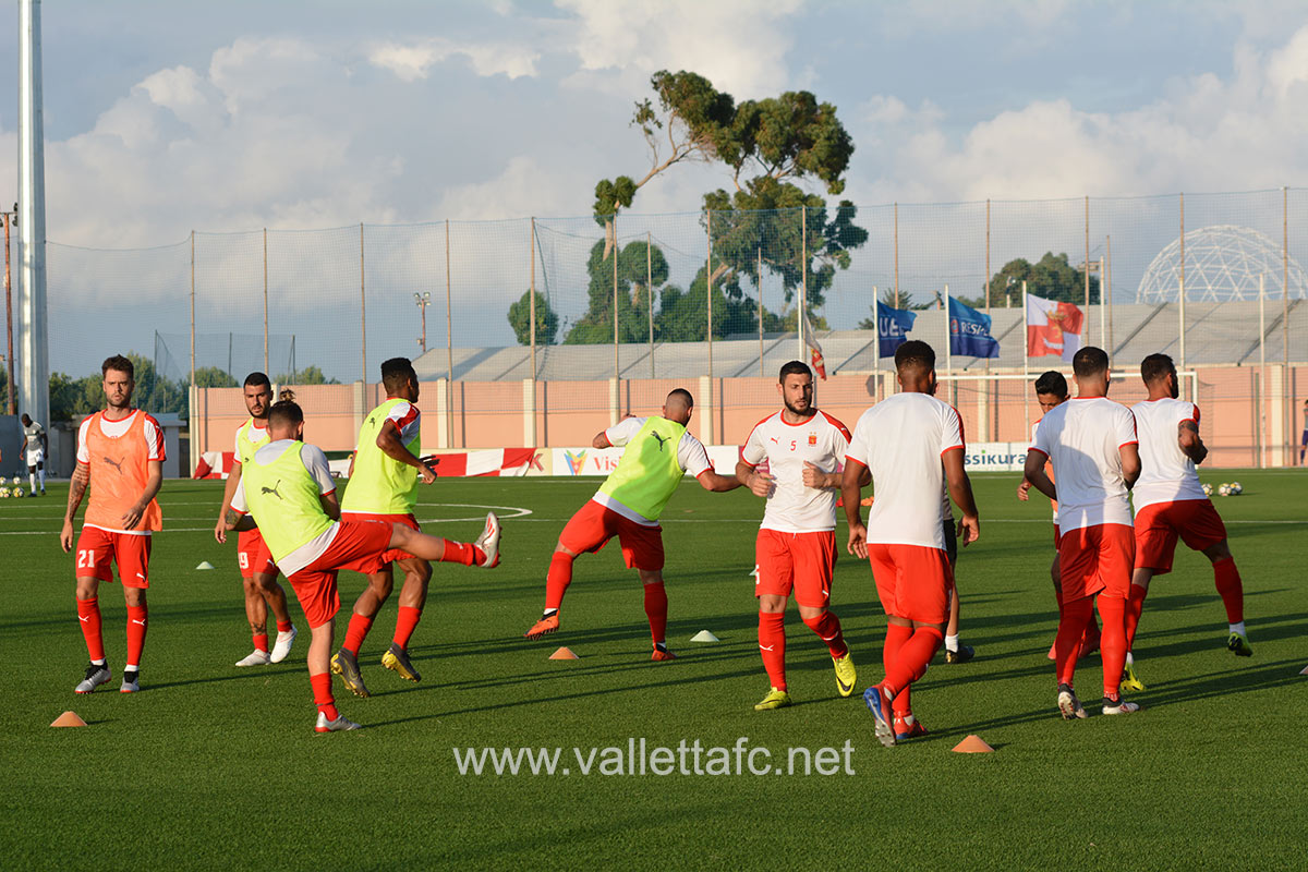 Valletta vs Senglea Athletic